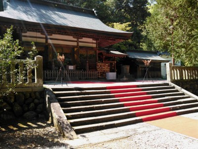 金鑽神社(神前挙式仕様)