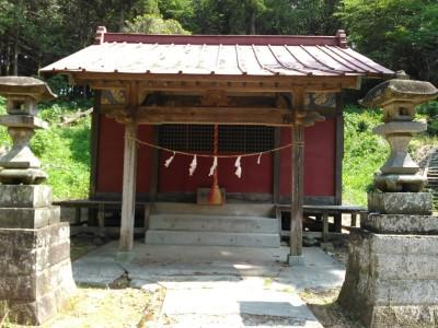 白岩神社(白巌神社)