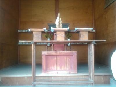 狐森稲荷神社