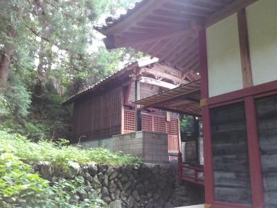 四阿山神社