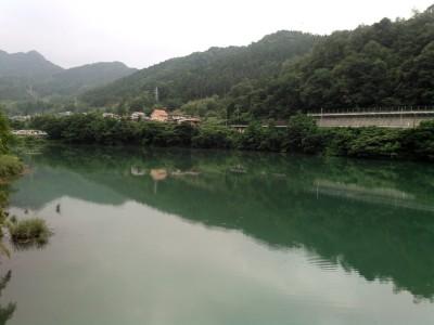 神水ダム 神水湖