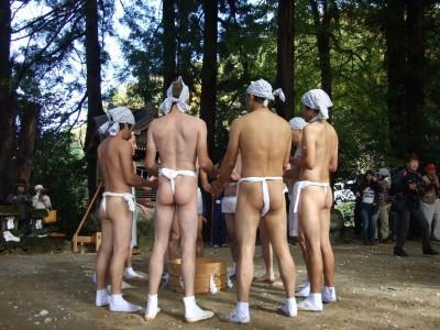有氏神社 アリッツァマの祭り
